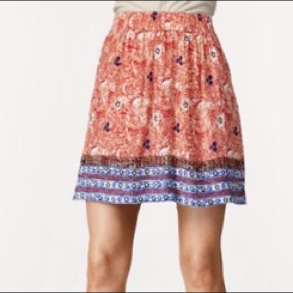 97bfdb967 CAbi Dresses & Skirts - CAbi Printed Bella Batik Skirt w Pockets Style 784